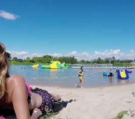 Fondy Aqua Park Beach Pass